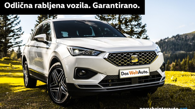 Nakup rabljenega Das WeltAuto vozila je zagotovljeno varen nakup (foto: Das WeltAuto)