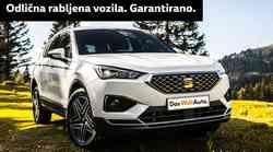 Nakup rabljenega Das WeltAuto vozila je zagotovljeno varen nakup