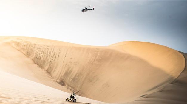 Dakar del svetovnega prvenstva, reli vse bolj podoben MotoGP (foto: Marcin Kin/RBCP)