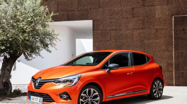 Novo v Sloveniji: Renault Clio - Petič, še vedno najuspešnejši (foto: Renault)