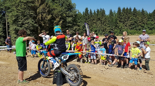 Bliža se tretja motokros šola (foto: MyTeam Motocross)