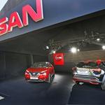 Nissan Juke glavna zvezda v FranCfOrtu (foto: Nissan)