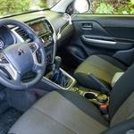Novo v Sloveniji: Mitsubishi L200 (foto: Jure Šujica)