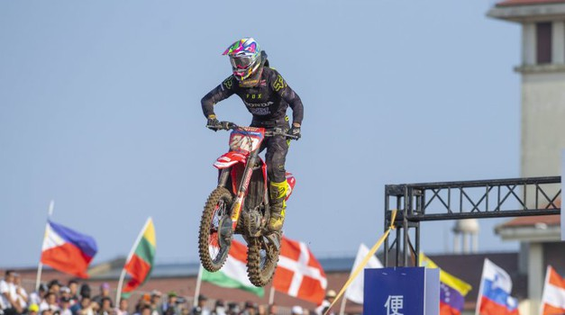 MXGP: Konec sezone Gajser kronal s četrtim mestom; Gerčar zaključuje kariero (foto: Honda, Husqvarna)