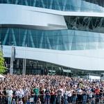 Leteči 'Mercedes-Benz' v soboto prvič uspešno poletel (video) (foto: Daimler AG)