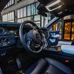 Vozili smo: Rolls Royce Cullinan - V visoki družbi (foto: Rolls-Royce)
