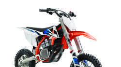 Motokros: na trg je vstopil KTM SX-E 5