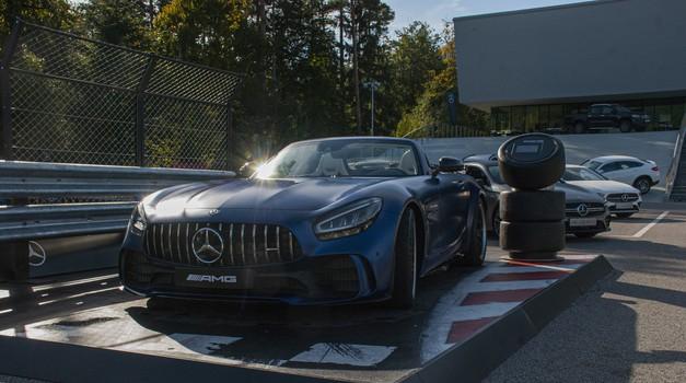 Jagodni izbor Mercedesovih zvezd znova na Vranskem - vključno z najbolj zaželeno (foto: Jure Šujica, Žiga Intihar)