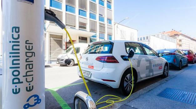 E-mobilnost: na vrsti so slovenska podjetja