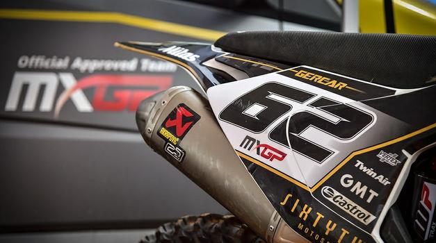 SixtyTwo Motosport v sezono 2020 s švedskim pridihom (foto: MXGP)