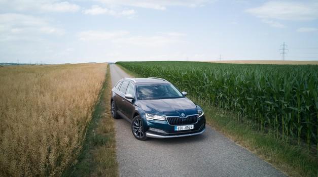 Vozili smo: Škoda Superb Scout 2.0 TDI DSG (foto: Jure Šujica)