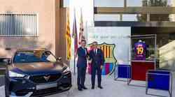 Kaj imajo skupnega Lionel Messi in avtomobilska znamka Cupra?