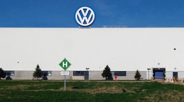 Na območju nekdanje skupne države kmalu še ena Volkswagnova tovarna? (foto: Volkswagen)