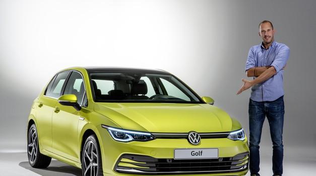 Svetovna premiera: Golfova digitalna doba se začenja ZDAJ! (foto: Volkswagen)