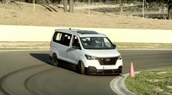 Video: 400-'konjski' Hyundaiev kombi dviguje prah ...dobesedno!