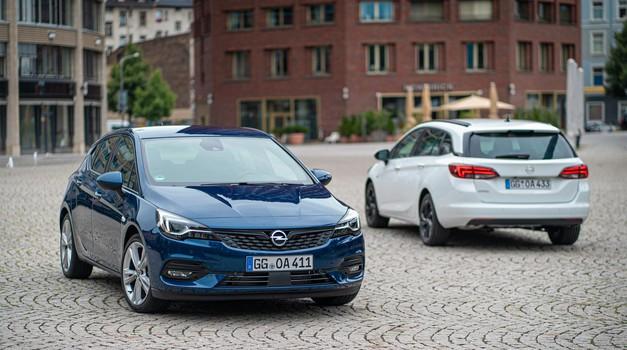 Vozili smo: Opel Astra (foto: Dani Heyne)