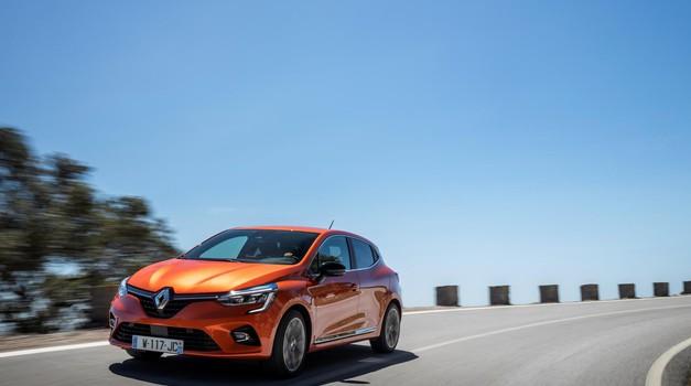 Vozili smo: Renault Clio (foto: Renault)