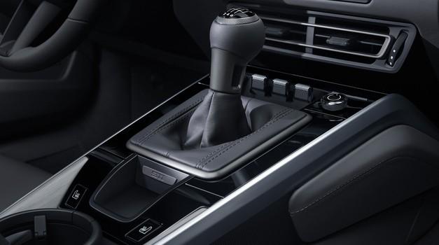 Porsche 911 znova dobiva ročni menjalnik! To pa še ni vse ... (foto: Porsche)