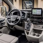 Novo v Sloveniji: Ford Ranger in Ford Tourneo Custom M-HEV (foto: Tomaž Porekar, Ford)
