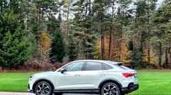 Novo v Sloveniji: Audi Q3 Sportback