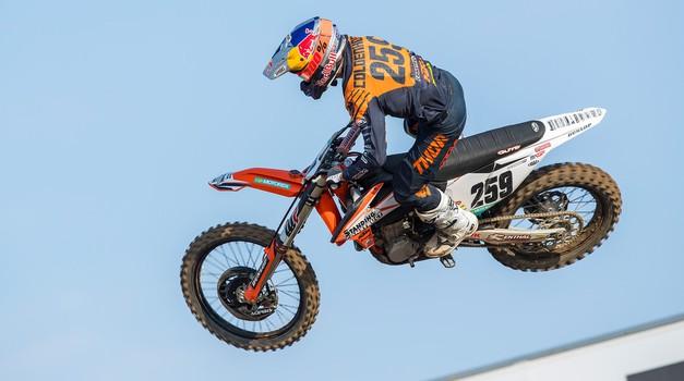 Glenn Coldenhoff v leto 2020 na Gas Gasu (foto: Ray Archer (KTM))