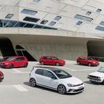 Kako je Volkswagen Golf zaznamoval zadnja štiri desetletja (foto: Volkswagen)