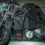 EICMA 2019: Kawasaki se spogleduje z elektriko (foto: Kawasaki)