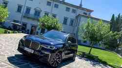 Test: BMW X7 M50d - XXXXXXXL