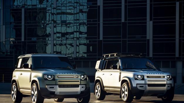 Je cenovno dostopna alternativa Land Rover Defenderju že na poti? (foto: Land Rover)