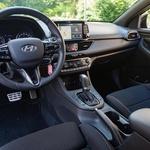 Kratek test: Hyundai i30 Fastback 1,4 T-GDI Premium N Line (2019) (foto: Saša Kapetanovič)