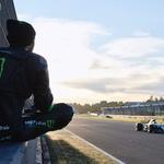 Hamilton in Rossi zamenjala dirkalnik: kako sta se odrezala? (foto: Monster Energy)