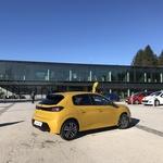 Novo v Sloveniji: Peugeot 208 (foto: Tomaž Porekar)