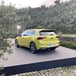 Vozili smo: Volkswagen Golf (foto: Sebastjan Plevnjak)