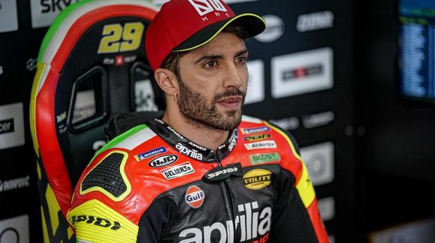 MotoGP: Iannone pozitiven na dopinškem testu, grozi mu večletna prepoved nastopanja (foto: Dorna)