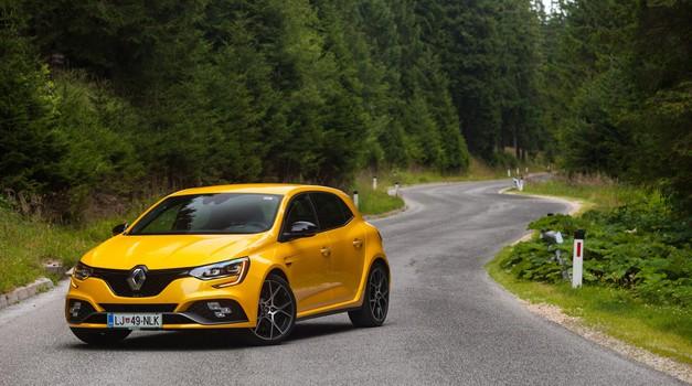 Renault Megane R.S. Trophy - Skoraj brez kompromisov (foto: Saša Kapetanovič)