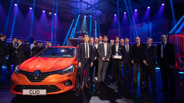 Renaultovemu Cliu je končno uspelo! (foto: Uroš Modlic)