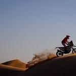 Po dnevu počitka na sporedu puščavski pekel (foto: A.S.O.)