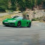Porschejev štirivaljnik (počasi) odhaja v pokoj (foto: Porsche)