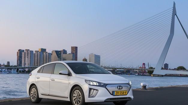 Najčistejši avto v letu 2019 je Hyundai Ioniq (foto: Proizvajalci)