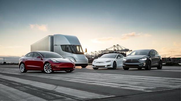 Bo Tesla morala vpoklicati VSE avtomobile, izdelane po letu 2013? (foto: Tesla)