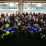 Yamaha pripravljena na sezono 2020 (foto: Dorna)