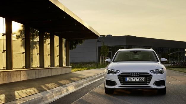 Nizki izpusti in visoka učinkovitost (foto: Audi)