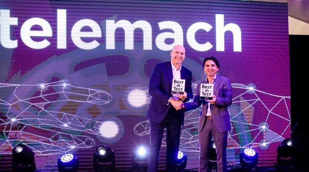 Telemach v neodvisni raziskavi pridobil certifikat za najboljše mobilno omrežje po uporabniški izkušnji (foto: Telemach)