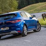 Kratek test Renault Mégane Intens TCe 140 - Z odraščanjem do varčnosti (foto: Uroš Modlic)
