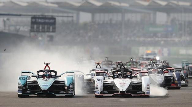 Formula E: Mitch Evans brez težav do prve letošnje zmage (foto: FIA)