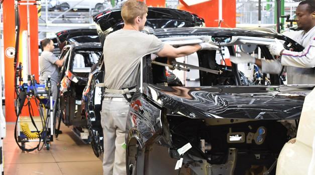 PSA in Fiat ustavljata VSE evropske tovarne! (foto: PSA)