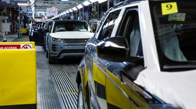 Ford, Land Rover in Honda skupaj proti koronavirusu (foto: Jaguar-Land Rover)
