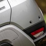 Parkirna pomoč zagotovi sliko okoli avtomobila. (foto: Uroš Modlic)