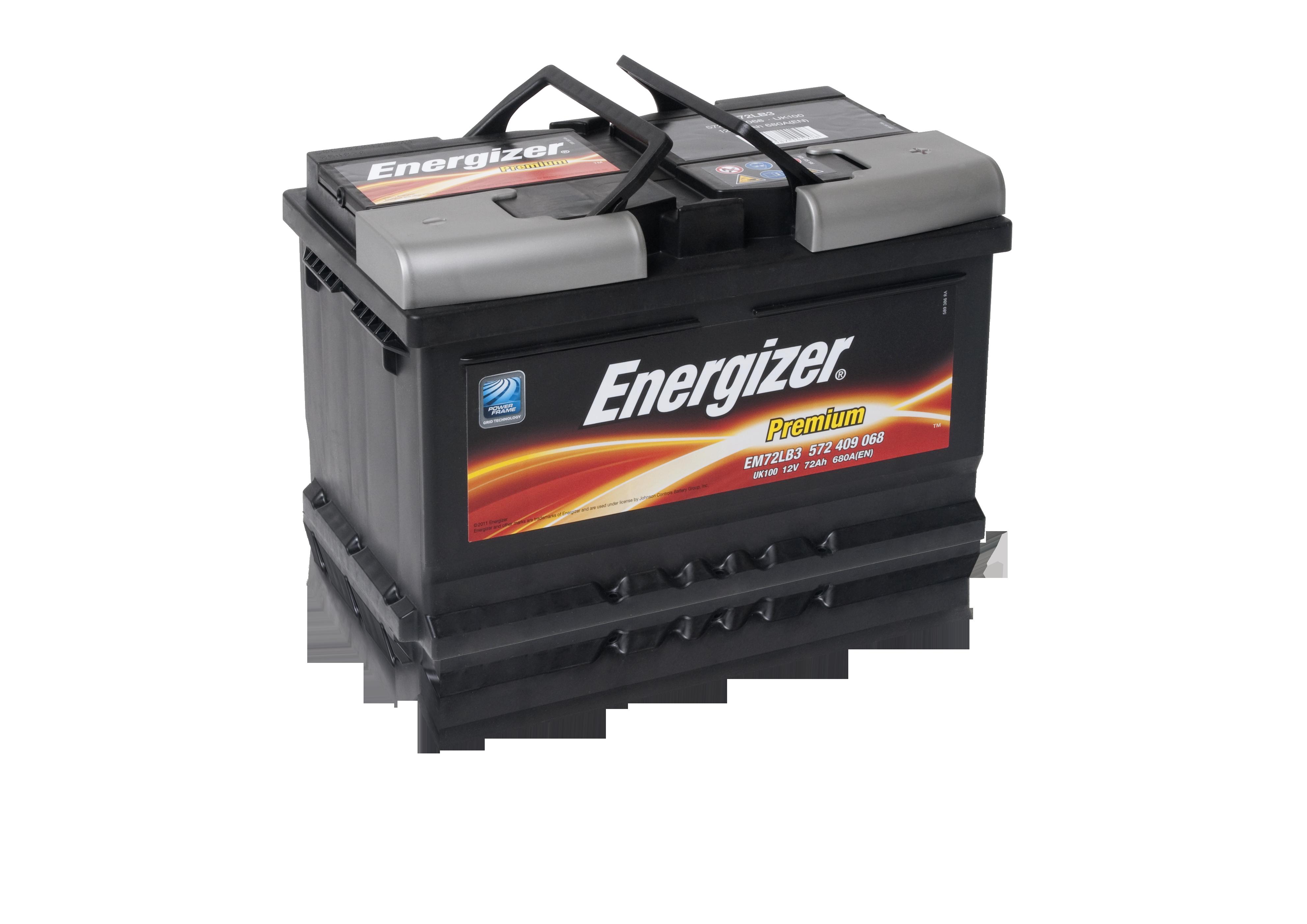 Avtomobilski akumulatorji