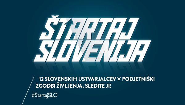 Štartaj Slovenija